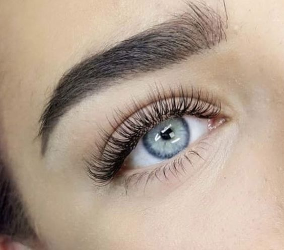 HD Eyelash Extension in Dubai