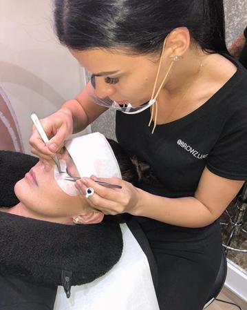Semi-permanent makeup in Dubai