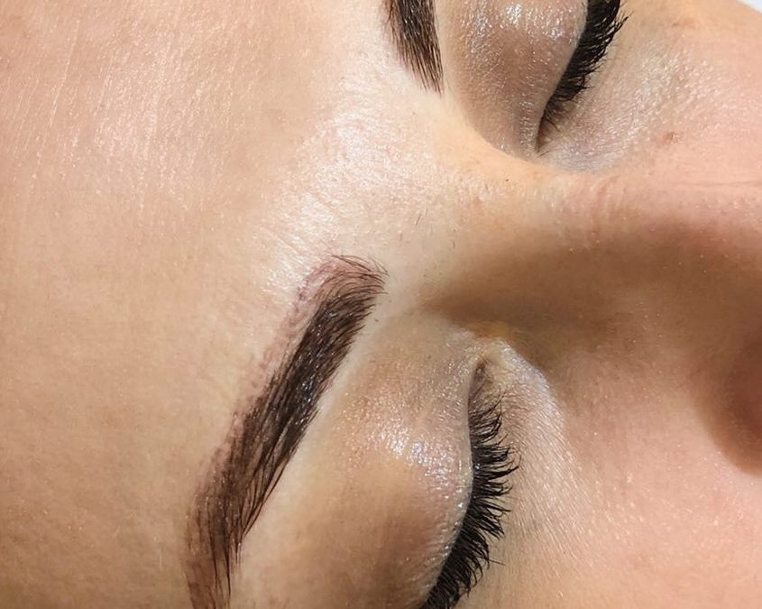 eyebrow treatment in Dubai