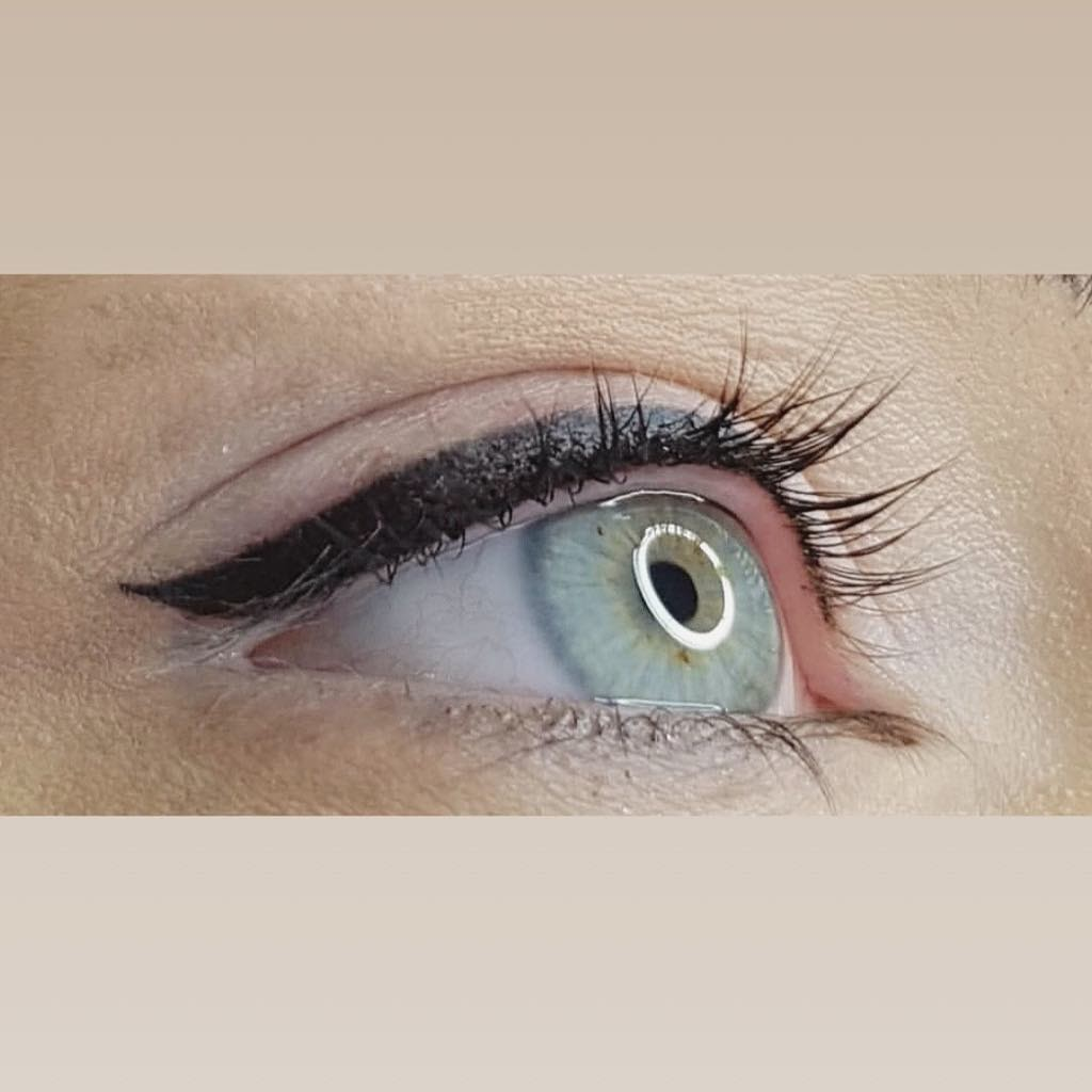 semi permanent eye liner in Dubai