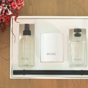 BROWZ FESTIVE WINTER GIFT SET